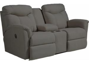 Image for La-z-boy Fortune Power Reclining Loveseat with Console