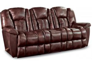 Image for La-z-boy Maverick Leather Reclining Sofa
