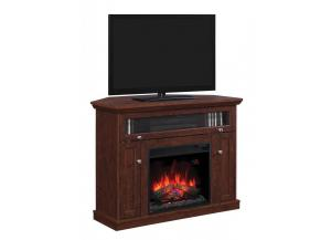 Image for Windsor Engineered Antique Cherry Fireplace