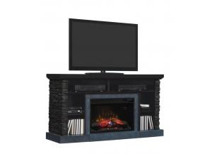 Image for Matterhorn Ash Espresso Fireplace