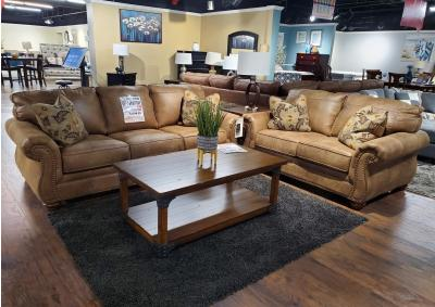 Image for Larkinhurst - sofa and loveseat
