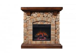 Image for Stone Fireplace