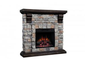 Image for Pioneer Stone Fireplace