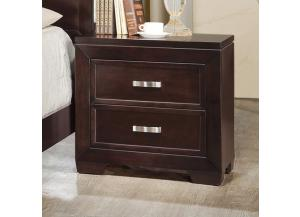 Image for Cappuccino Nightstand