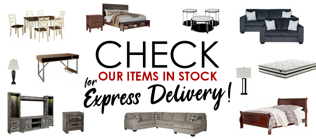 Items In Stock for Express Delivery