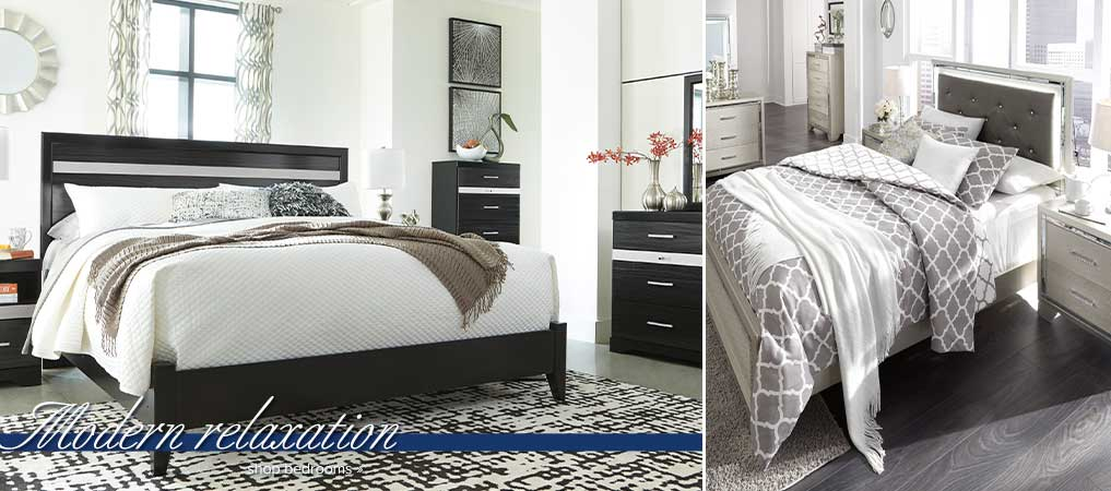 Modern Relaxation - Shop Bedrooms