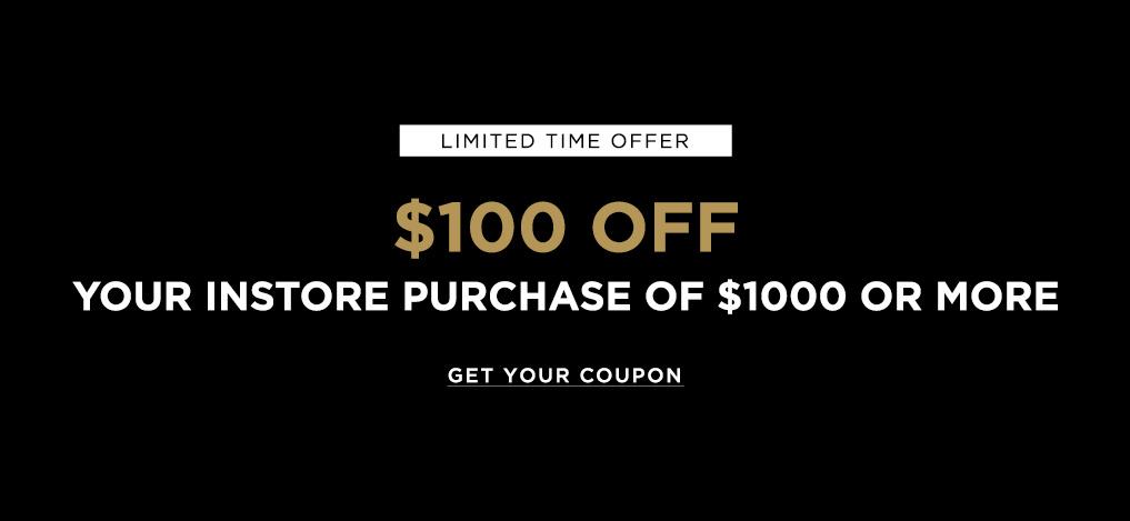 $100 Off Coupon - Click Here