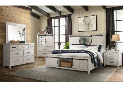 Image for SC600 7 Pc Queen Bedroom