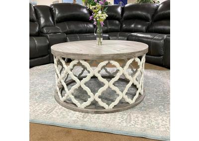 Image for BROCADE COFFEE TABLE
