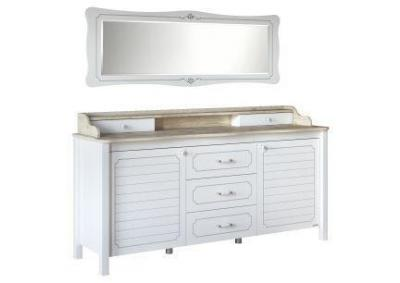 Image for Alacati Console with Mirror