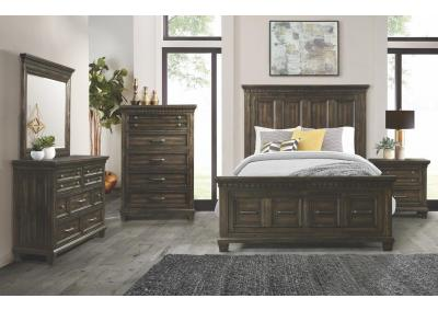 Image for McCabe Queen Storage Bedroom Set