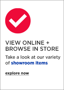Take a Look at our Showroom Options