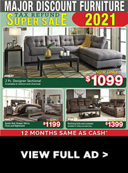 Tax Refund Super Sale - View Ad