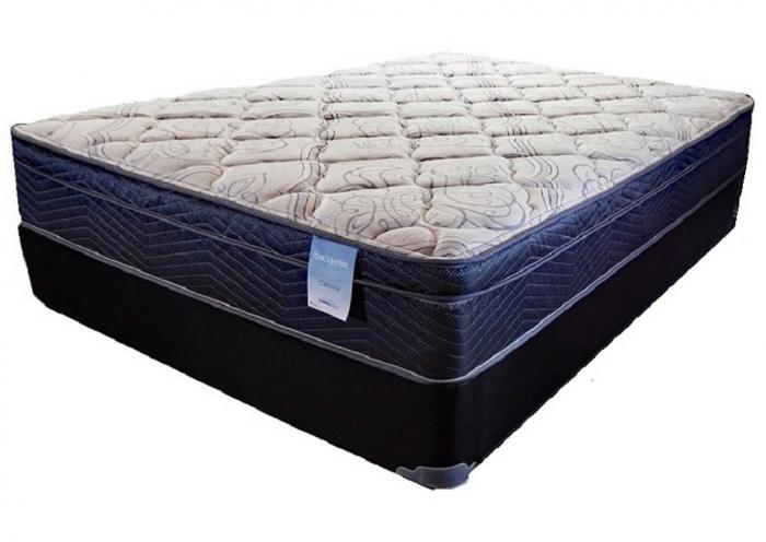 Catalina EuroTop Full Mattress Only,Therapedic