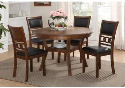 Image for Gia Brown Dining Room Set