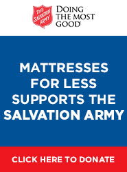 Support the Salvation Army