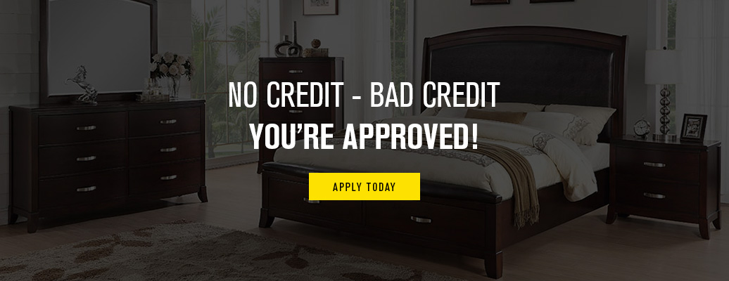 NO CREDIT - BAD CREDIT, YOU'RE APPROVED