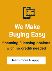 Financing and Leasing Options No Credit Needed
