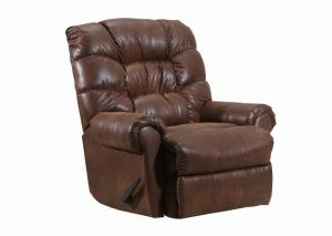 Image for 4204 Cortez Cognac recliner