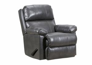 Image for 4205 soft touch grey recliner