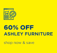 60% Off Ashley