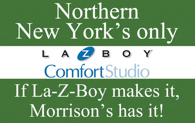 Norther NY's Only La-Z-Boy Comfort Studio