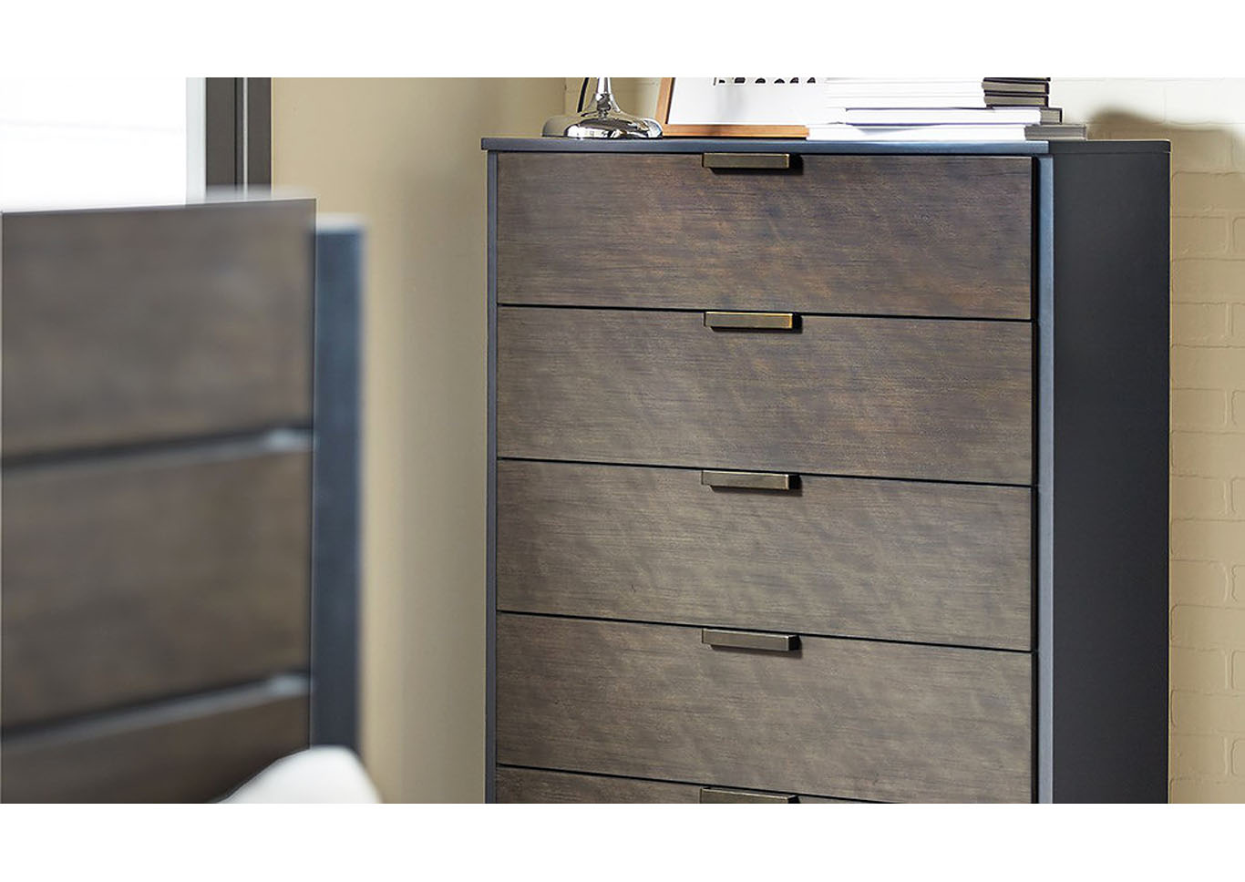 Paxton 5 Drawer Chest,Instore