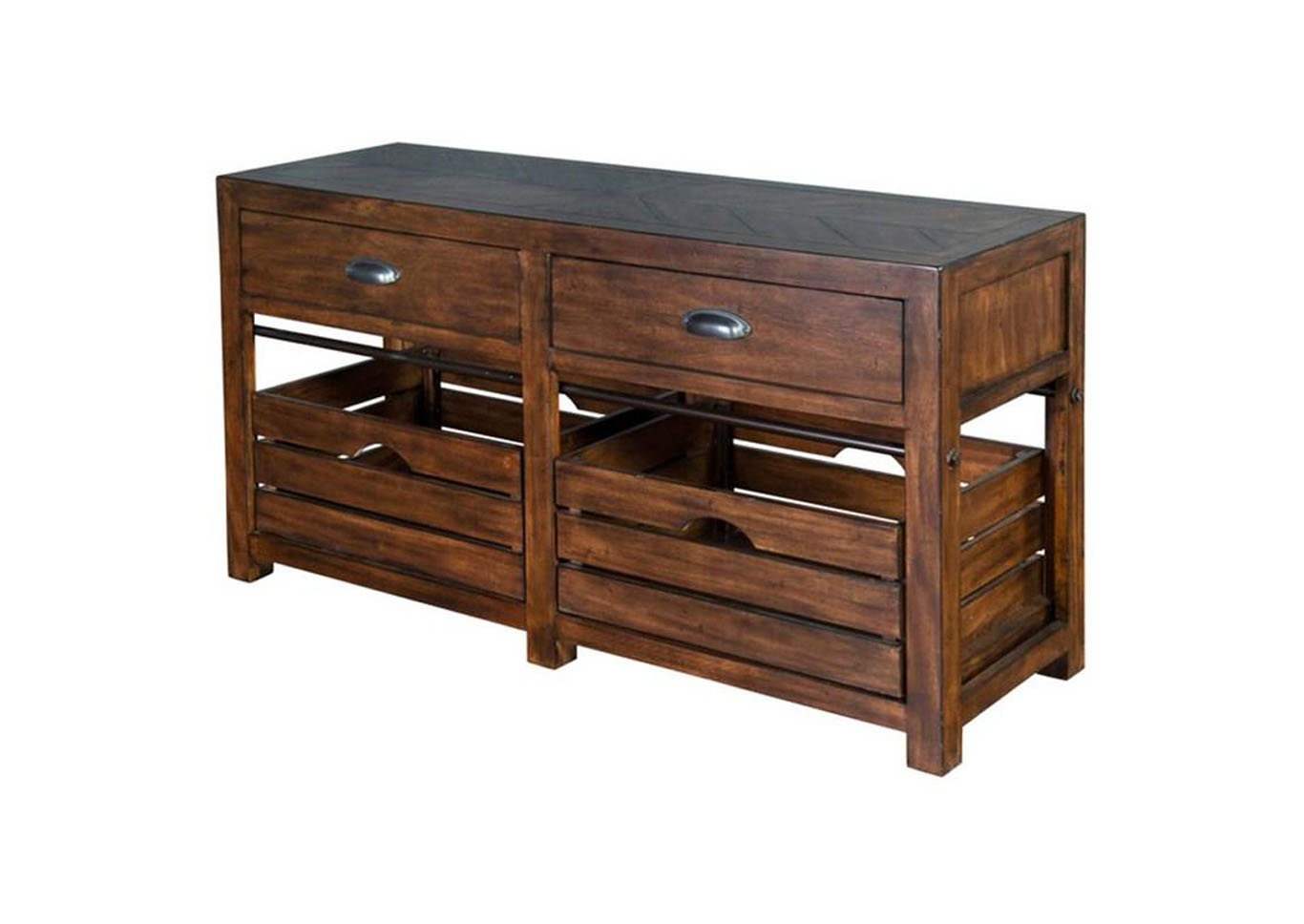 Canyon Creek Sofa Table,Instore
