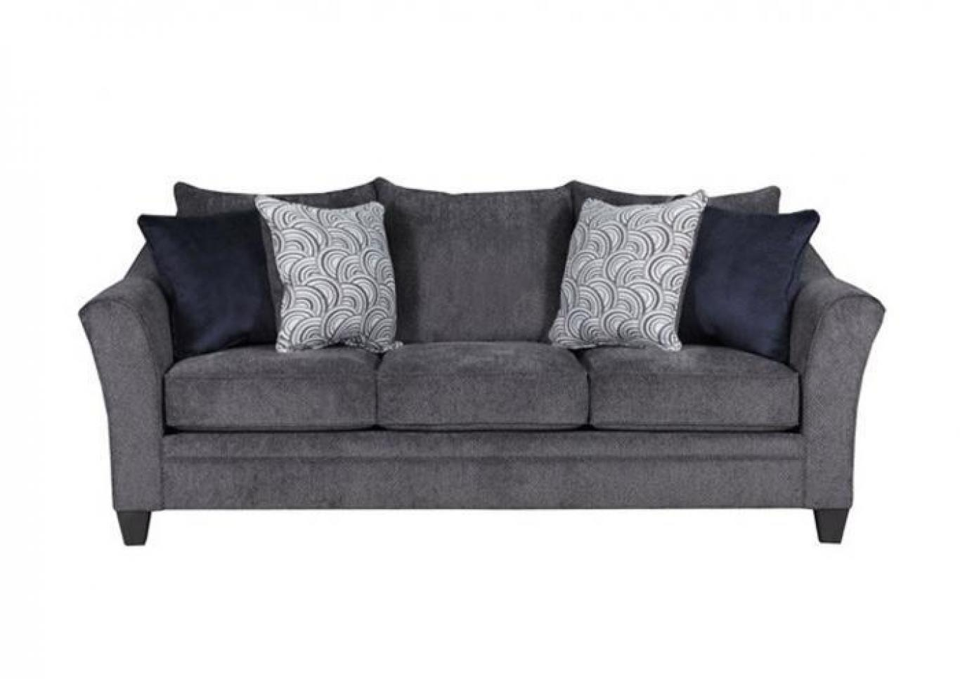 Reagan Sofa and Love Seat - Albany Pewter,Instore