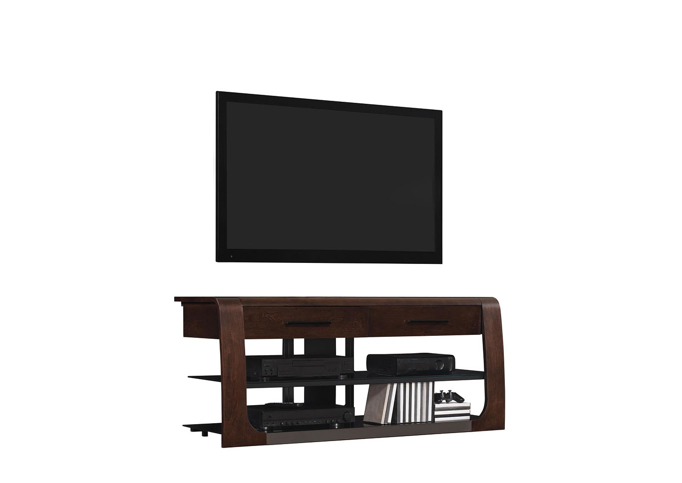 Triple Play TV Stand - 3 in 1 - CLOSE OUT,Instore