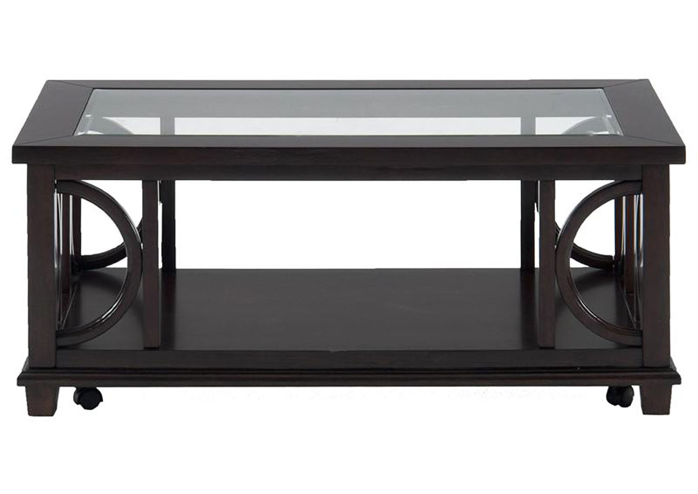 Belize Contemporary Coffee Table,Instore
