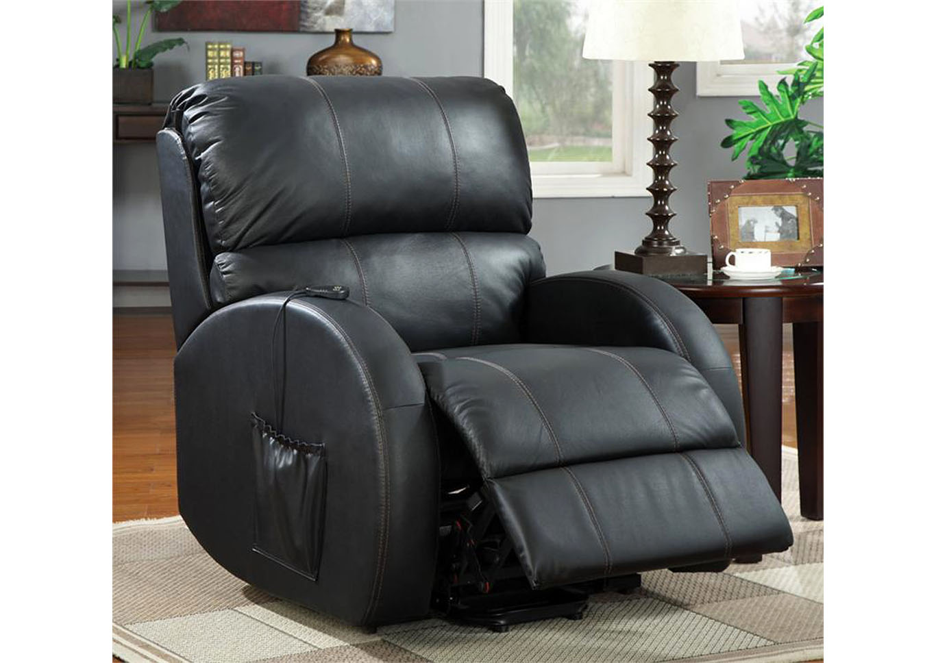 Mabel Power Lift Recliner,Instore