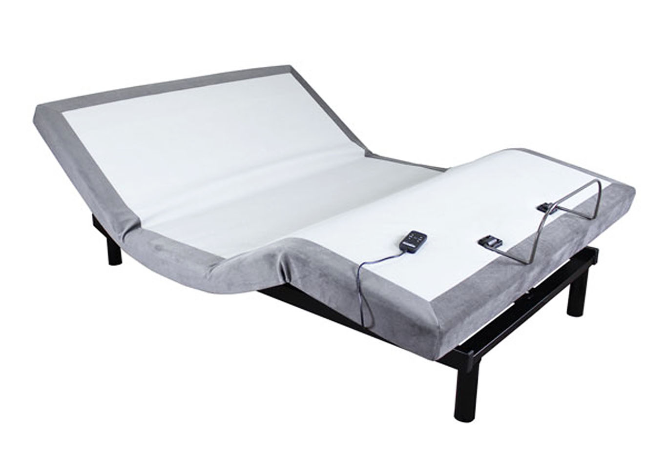 Max Adjustable Bed Base With Massage- Queen,Instore