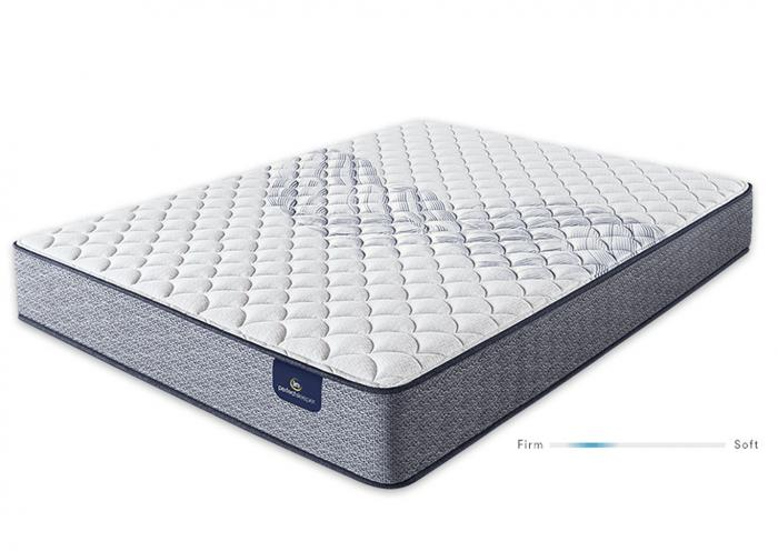 Serta Sleep Retreat Pink Sands Firm Mattress Twin XL (Extra Long),Instore
