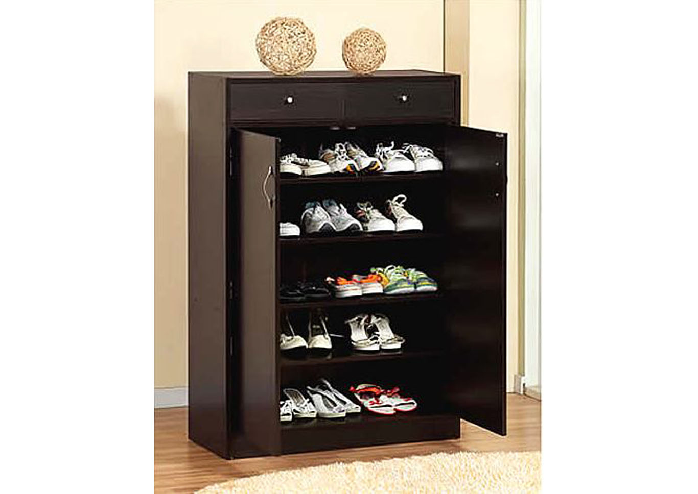 Shoe Cabinet and Storage,Instore