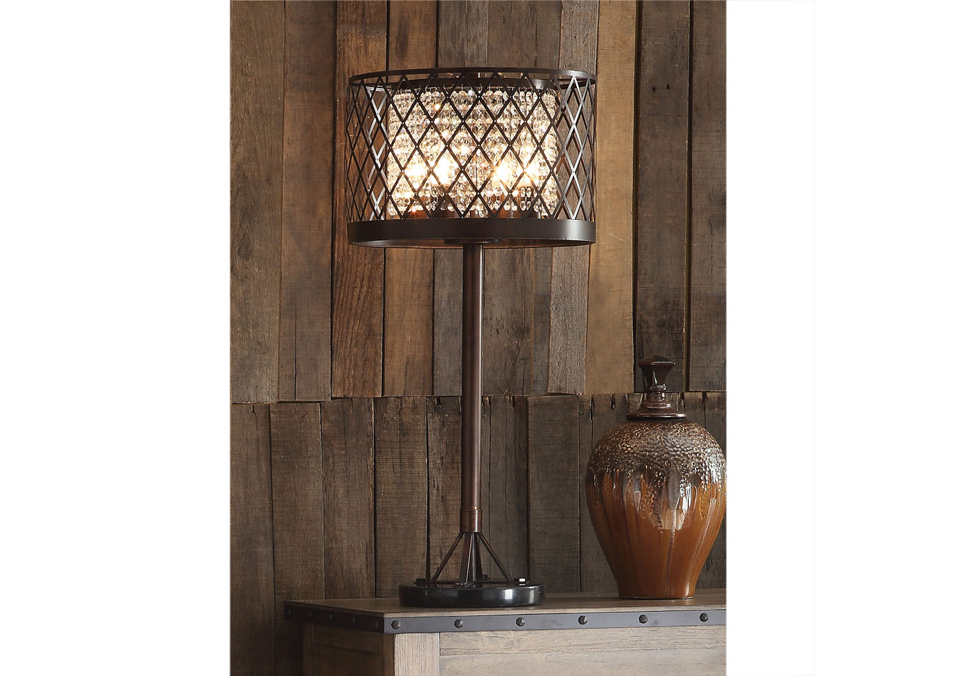 "28""H TABLE LAMP,Instore"