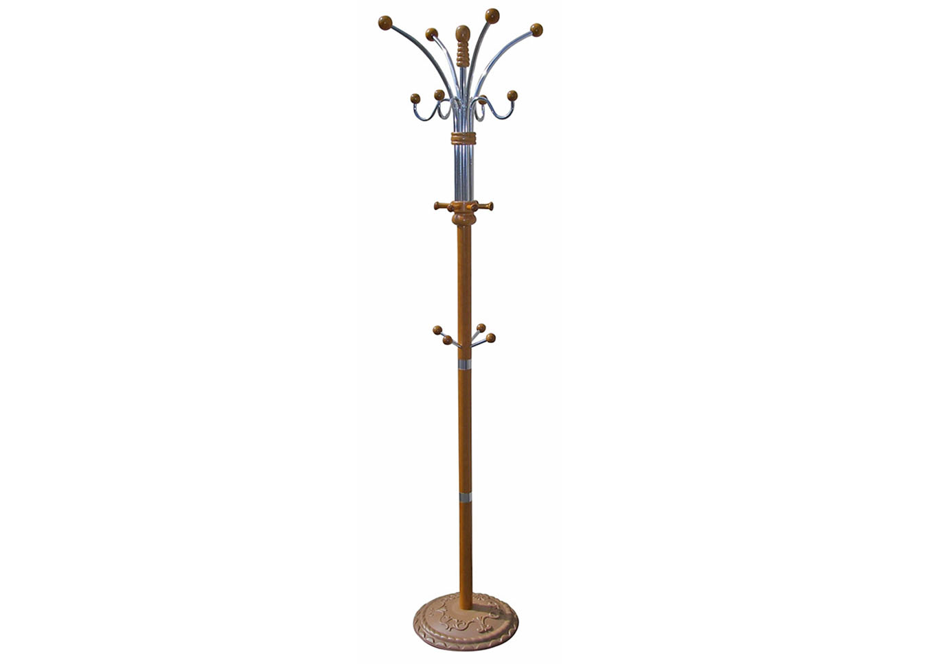 Gatsby Oak Coat Rack,Instore