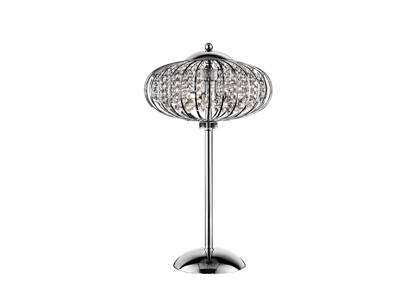 Crystal Table Lamp,Instore