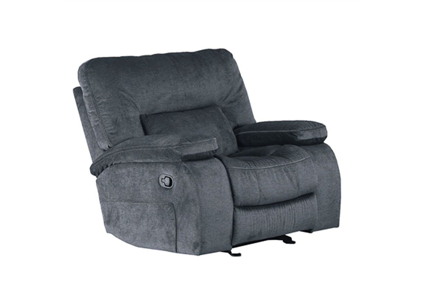 Chapman Glider Recliner Polo Blue,Instore