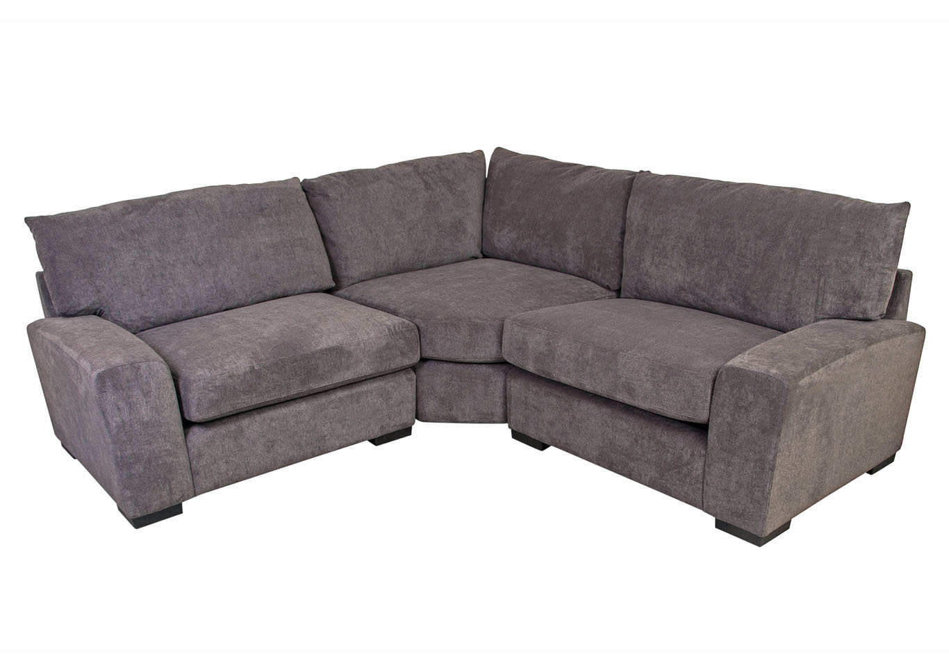 Clayton 3pc Modular Sectional,Instore