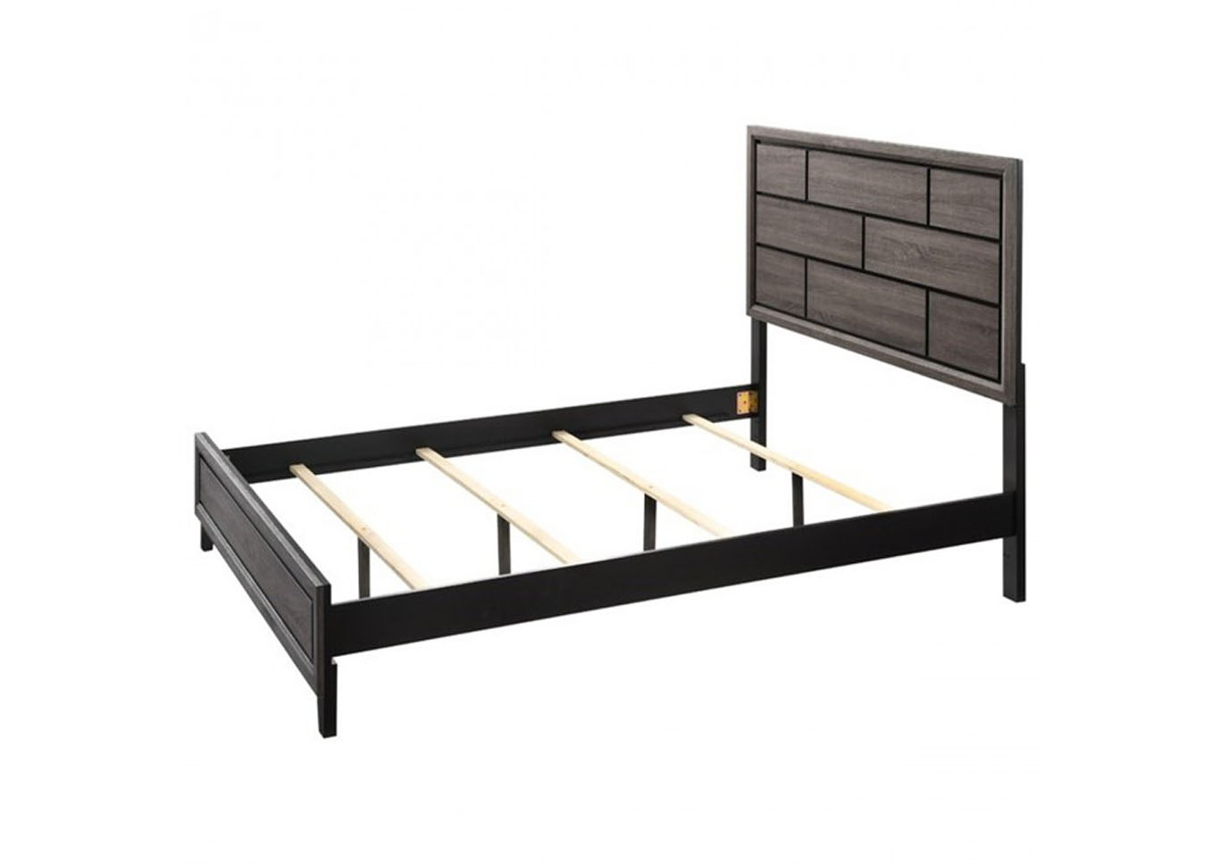 Akerson 4pc Panel Bedroom Group Full,Instore