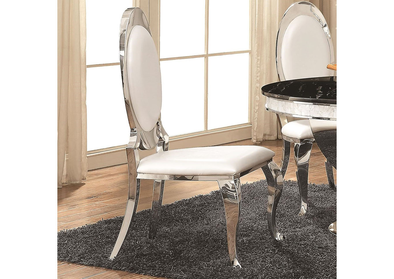 Royal 5pc Dining Room Set,Instore