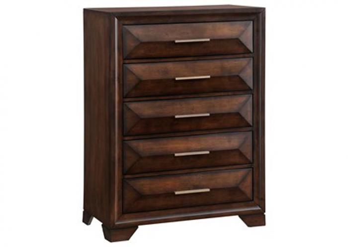 Anthem 5 Drawer Chest,Instore