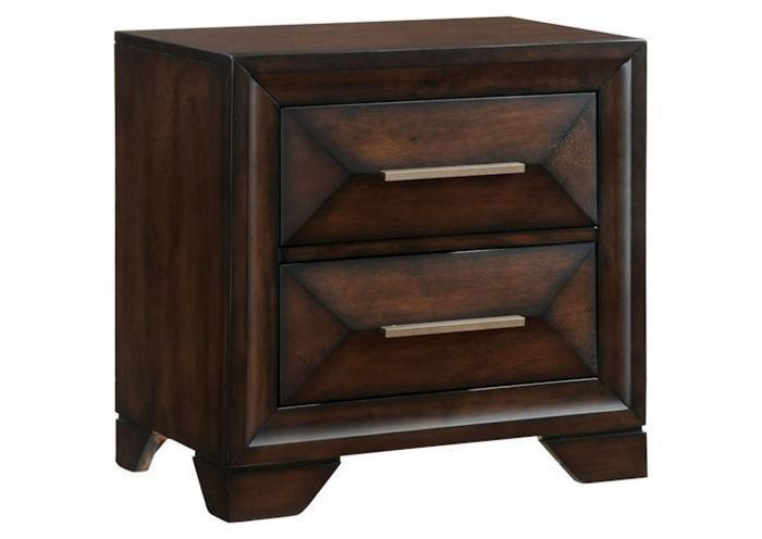 Anthem 2 Drawer Nightstand,Instore
