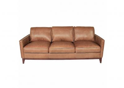 Image for Newport Top Grain Leather Sofa