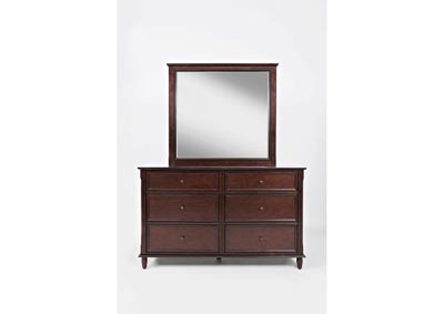 Image for Java 6 Drawer Dresser and Mirror