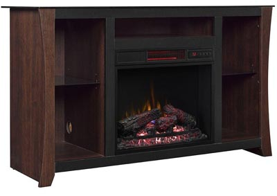 Classic Flame Carlin Fireplace TV Stand