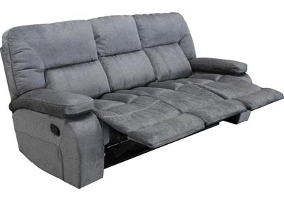 Chapman Triple Reclining Sofa Polo Blue