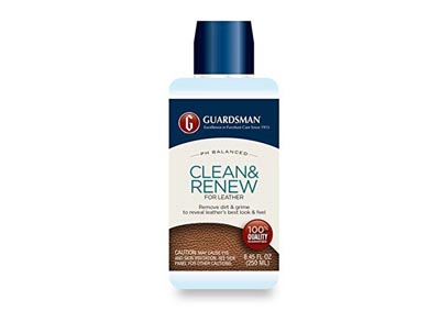 Guardsman Leather Cleaner
