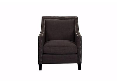 Image for Erica Accent Chair - Heirloom Charcoal